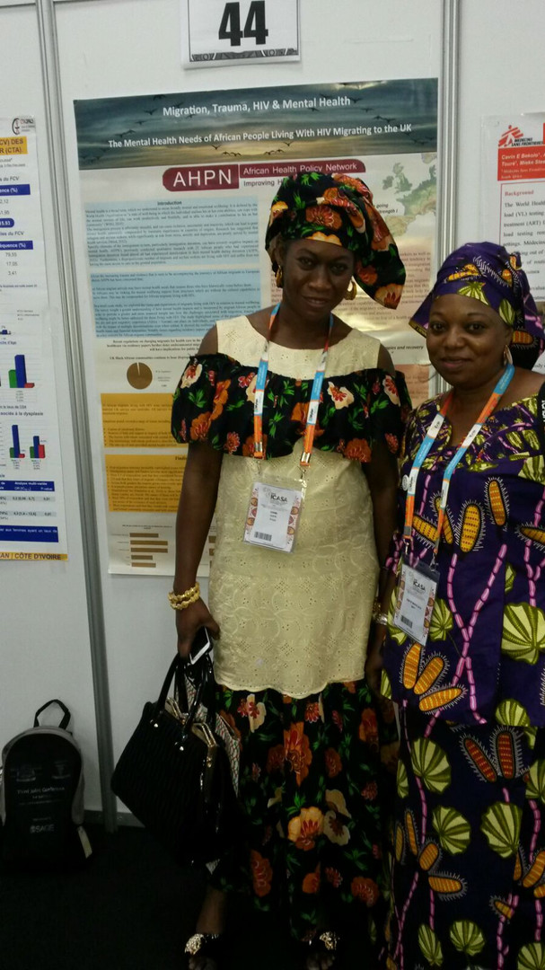 African Health Policy Network, AHPN