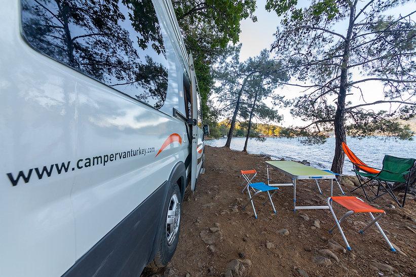 sıkça sorulan sorular. campervan turkey, karavan kiralama