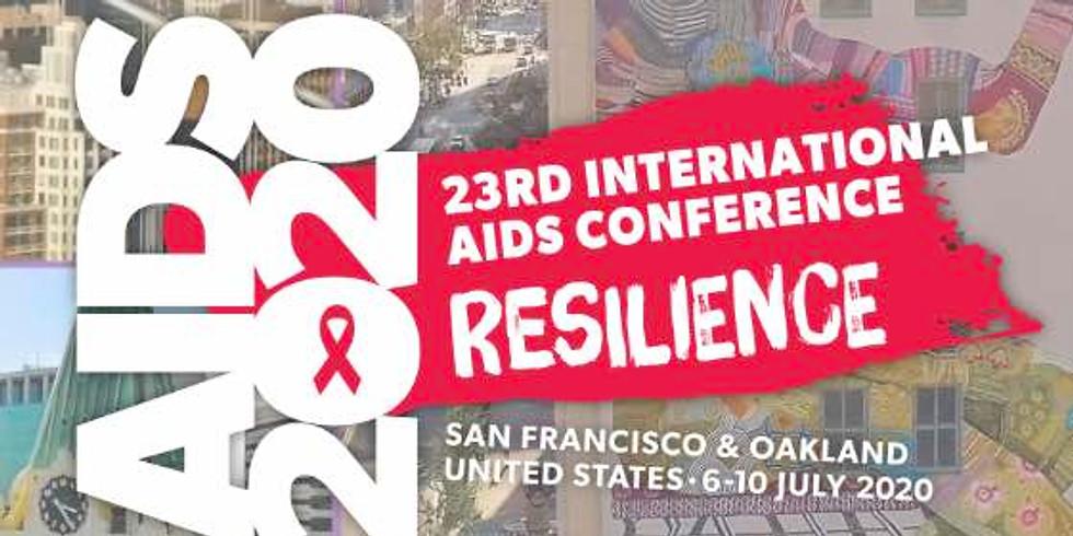 Pre-Conference Event: AIDS 2020 Event San Francisco/Oakland, USA