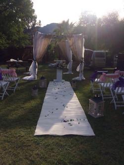 Saklıgöl Marmaris, Düğün