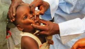 Cases of Polio in Nigeria after being declared Polio free