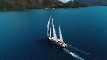 Trailer Yachting & Gület