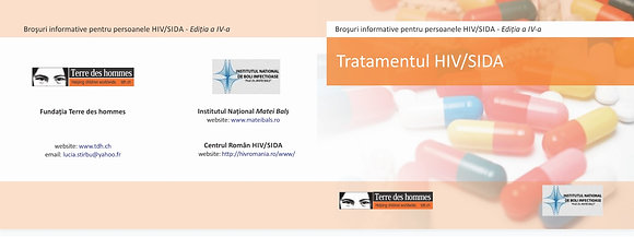 HIV / AIDS INFO Treatment. Drugs. Medical tests. - Romanian