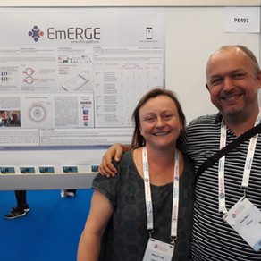 EmERGE mHEALTH at Aids2018