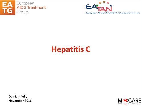 M-Care 2016-HCV