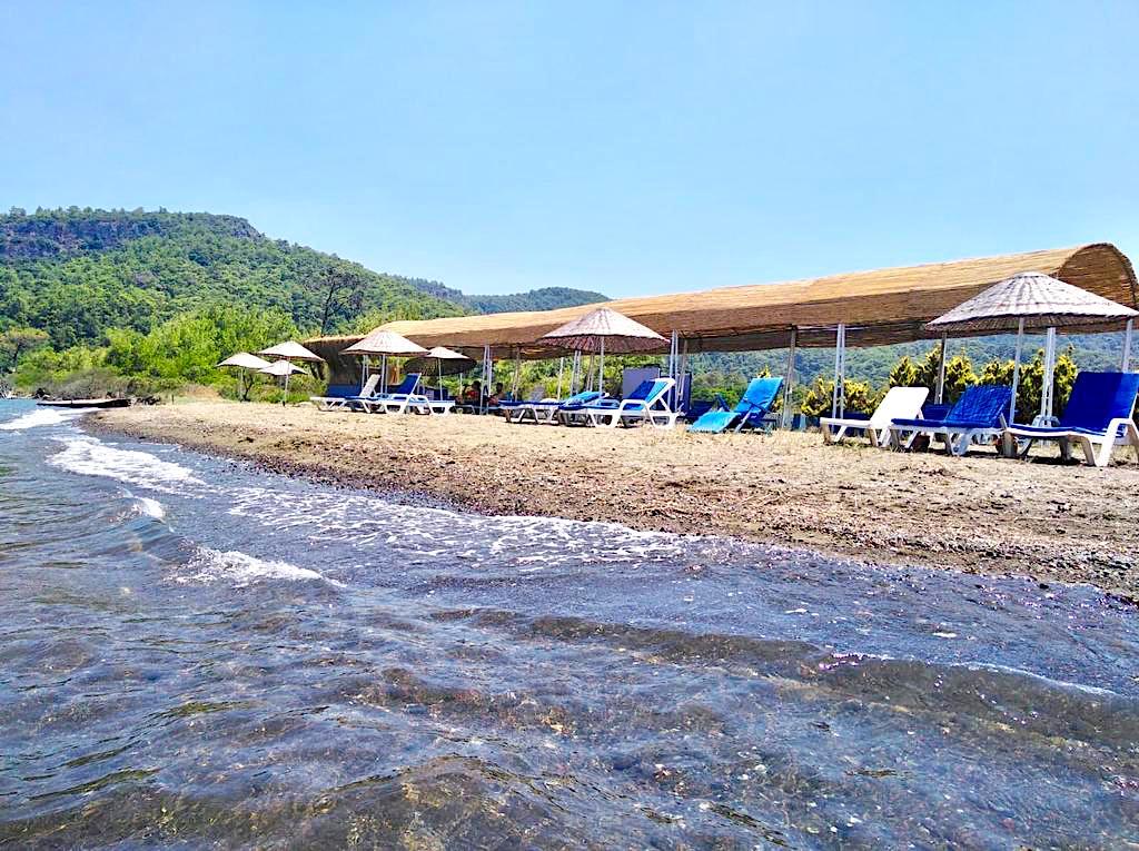 Saklı Göl Plajı, Marmaris