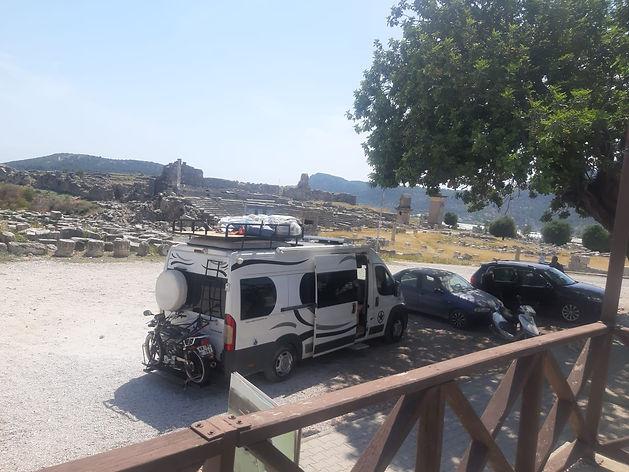 Karavanlar, Campervan Turkey