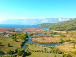Karavan Kampı, Saklıgöl Marmaris