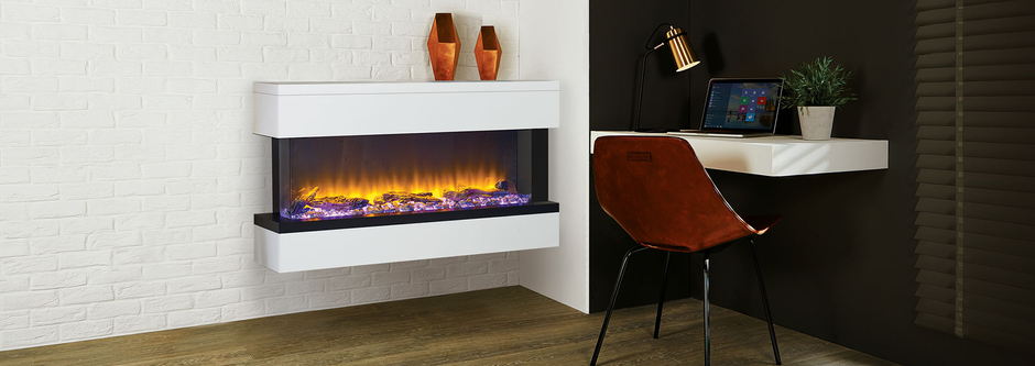 Five Things You Should Know Before Installing an Electric Fireplace