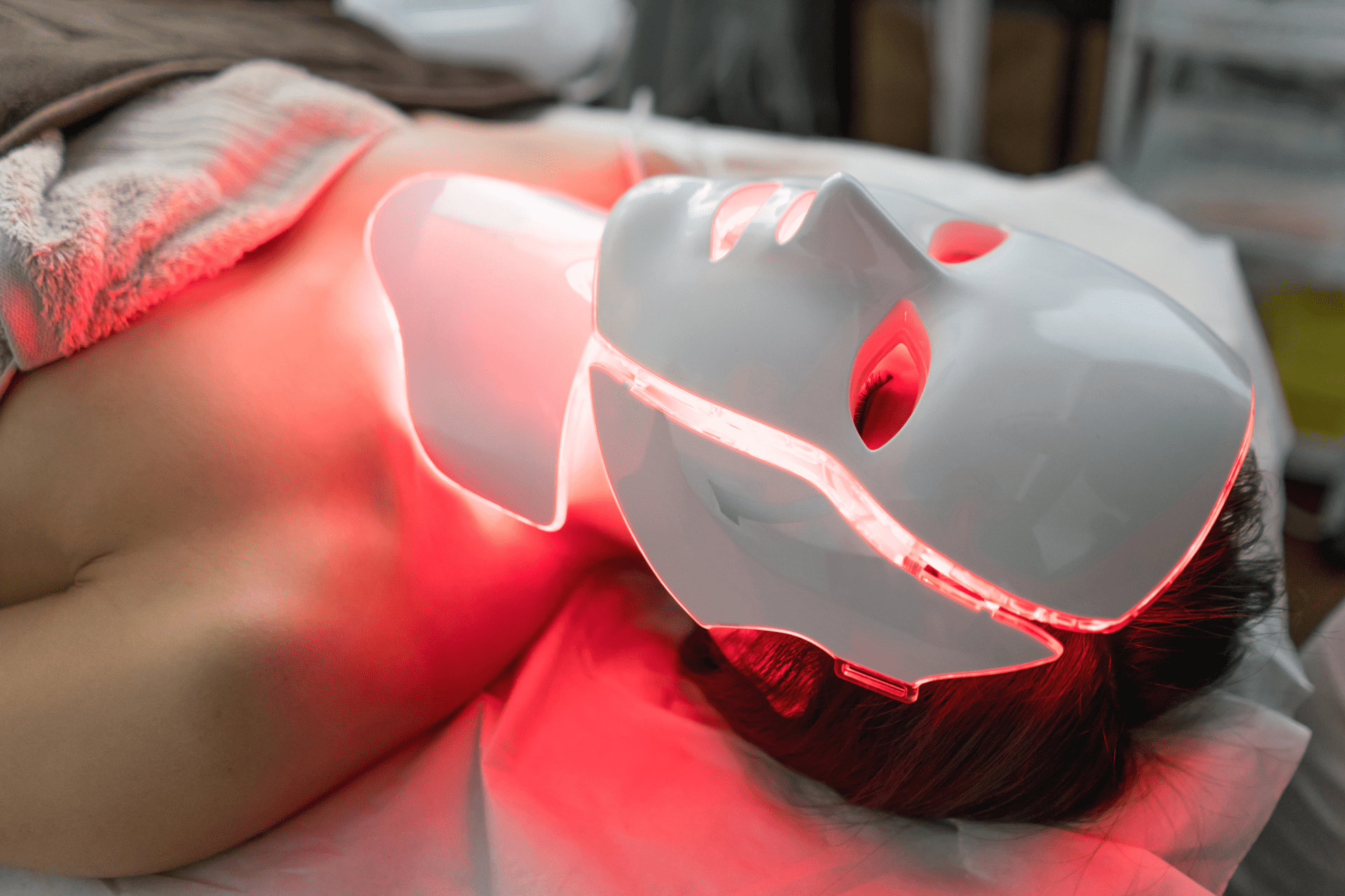 LED Light Therapy Add-on
