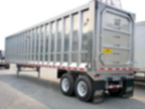 Transfer Station Trucking Trailer