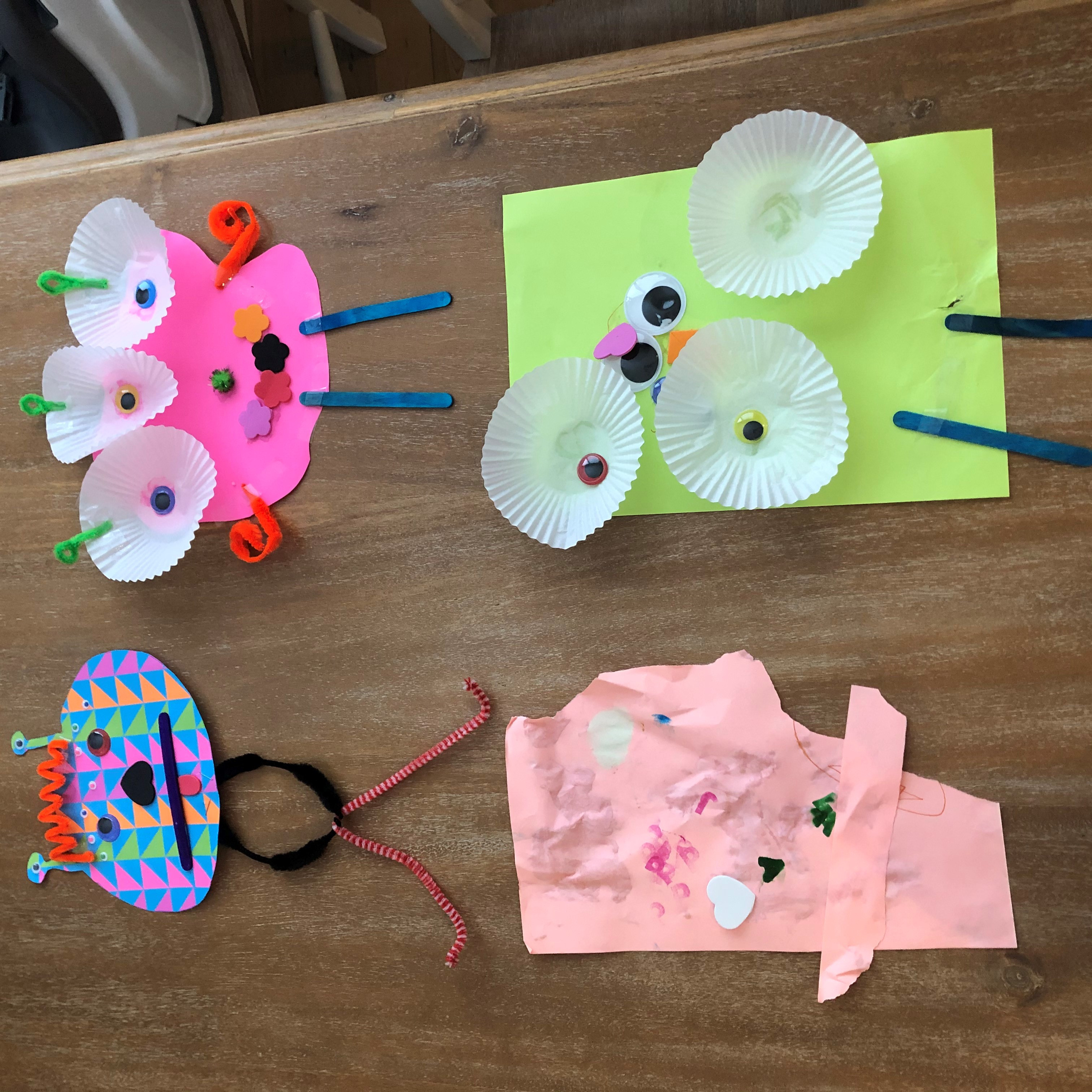 Exploring Creativity in Early Childhood