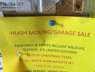 "Proofreading 101: No Job Too Small (or too ""Hugh"")"