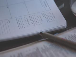 Publishing 101: Know Thy Calendar