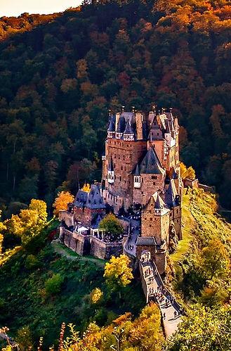 Castle Eltz, Black Forest, Germany