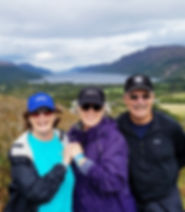 Jenny Senter with Famly in Scotland