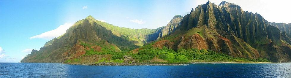 Hawaiian Island of Kauai