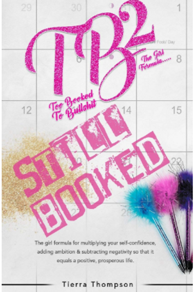 Too Booked To Bullshit: Still Booked