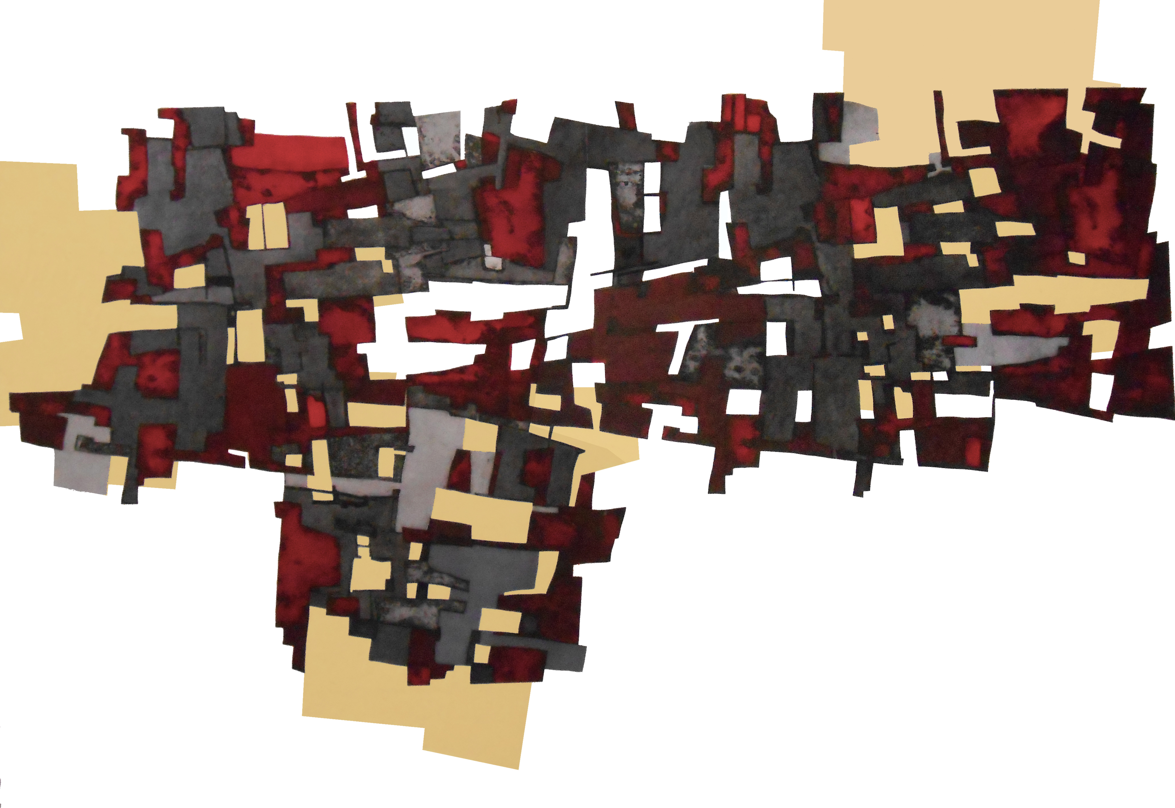 """RUINE II _ Série """"Ruines"""" 2013"""