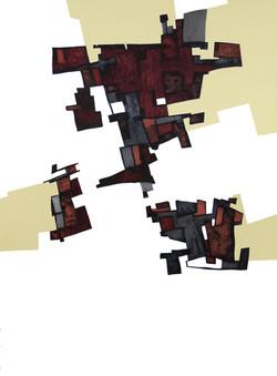 "INTERSTICE III _ Série ""Ruines"" 2013"