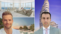Ryan Serhant tapped to sell Aria on the Bay PH for $13M