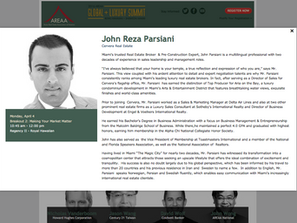 "John Parsiani Panelist & Speaker ""Making Your Market Matter!"""