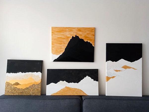 """Série """"Montagnes"""""""
