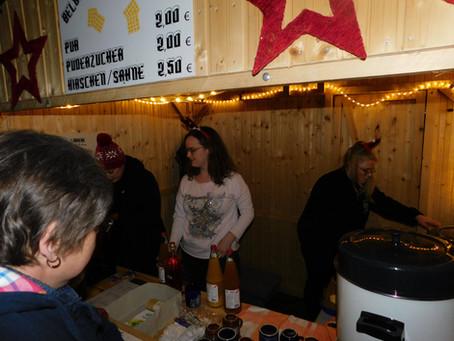 Bericht zum Blofelder Nikolausmarkt 2019