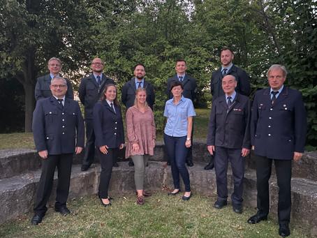 Doppelte Jahreshauptversammlung bei der Feuerwehr Blofeld