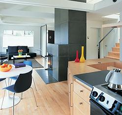 San Diego Modern Living Room