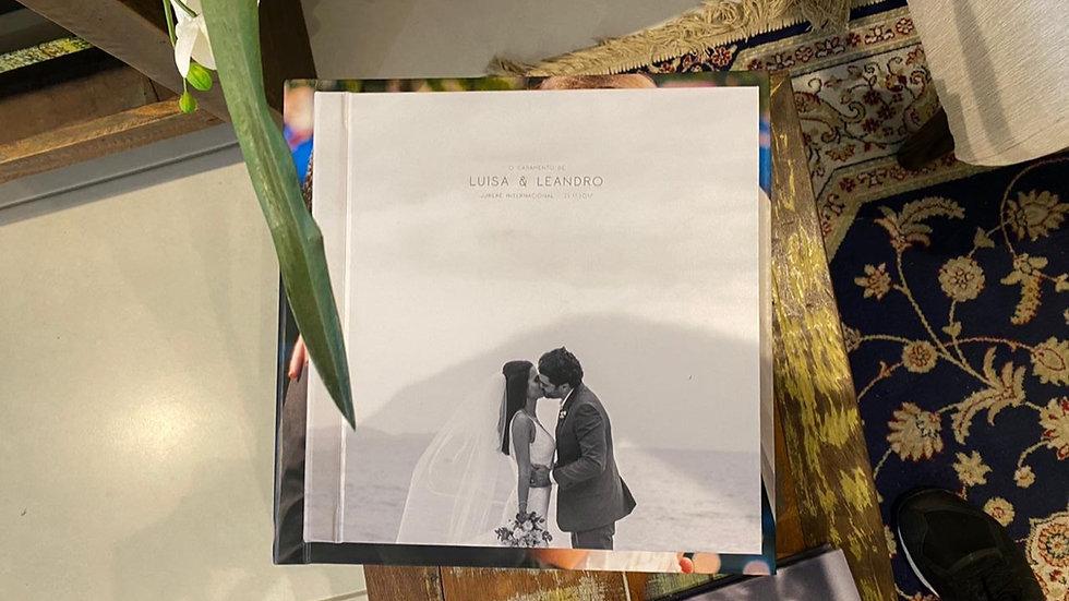 Álbum 40x40cm