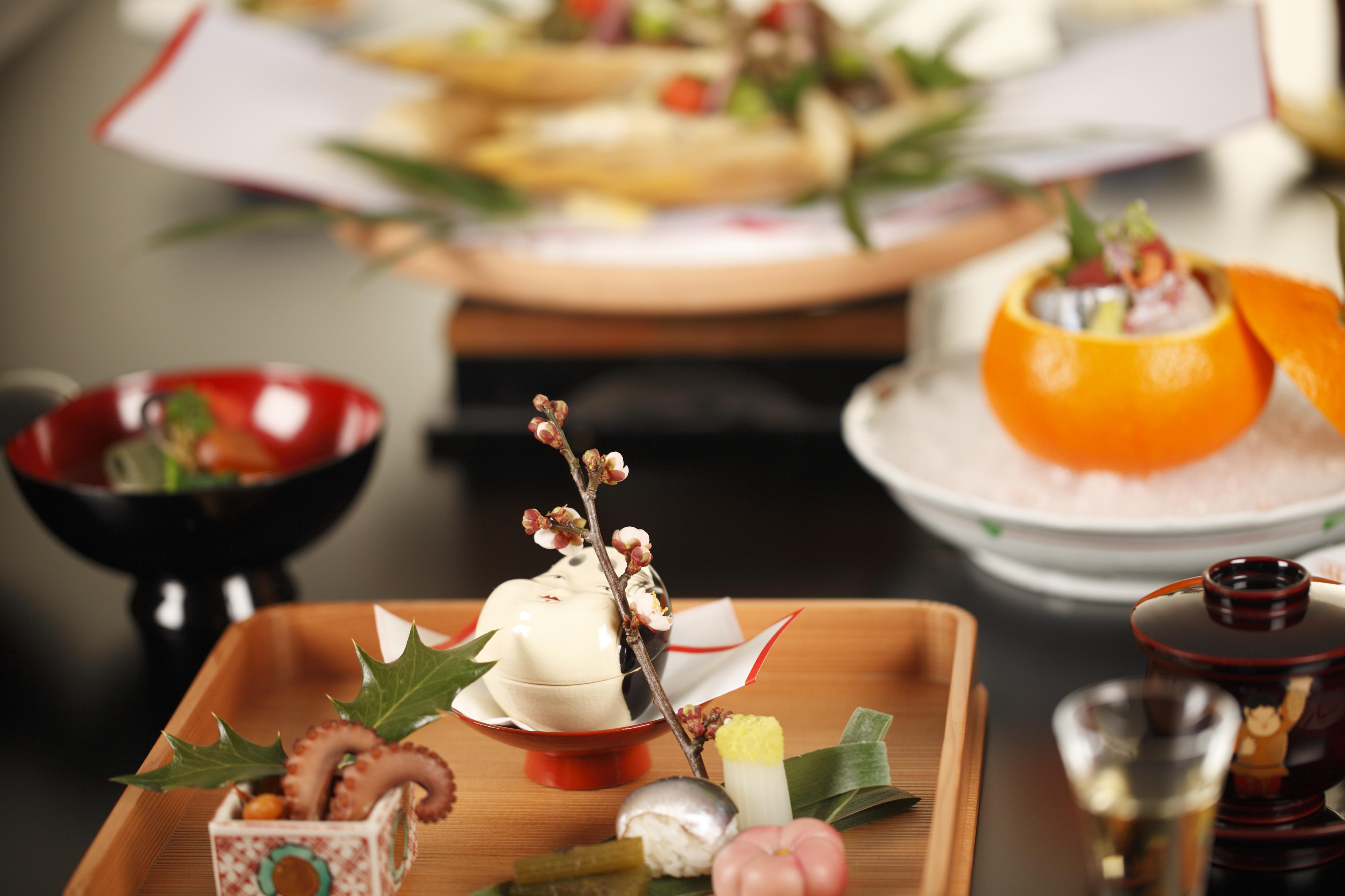 京料理 筍