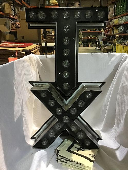 TX marquee