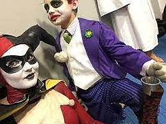 Harley & Cosplay Michael.jfif