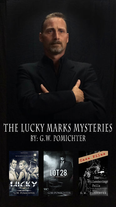 author G.W. Pomichter writer web talk show host interviewer journalist