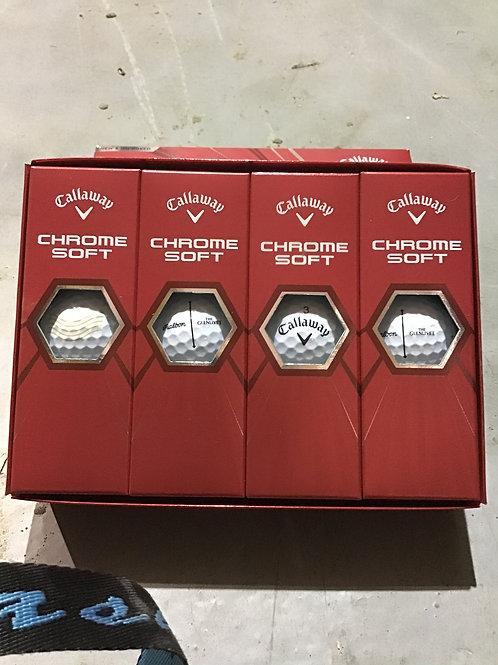 TGL Malbon golf balls