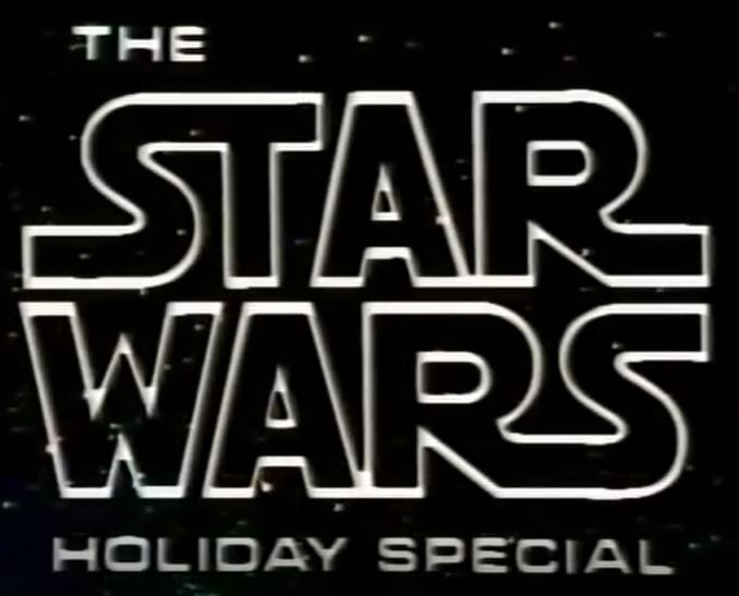 1978 Star Wars Holiday Special