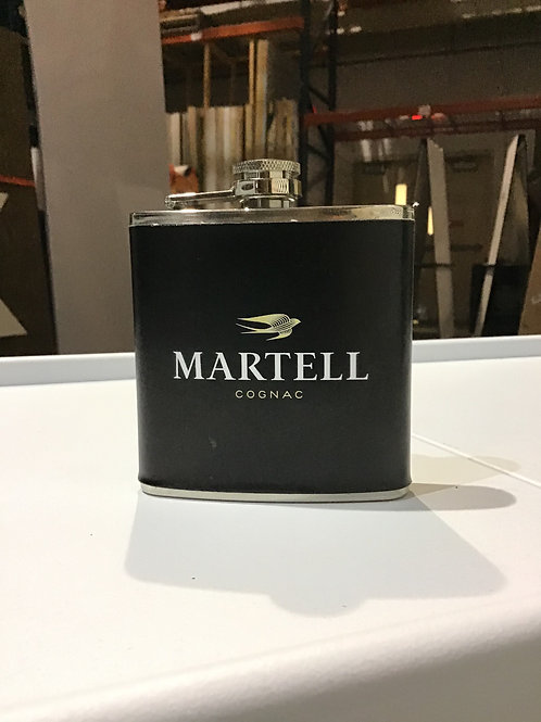 Martell flask