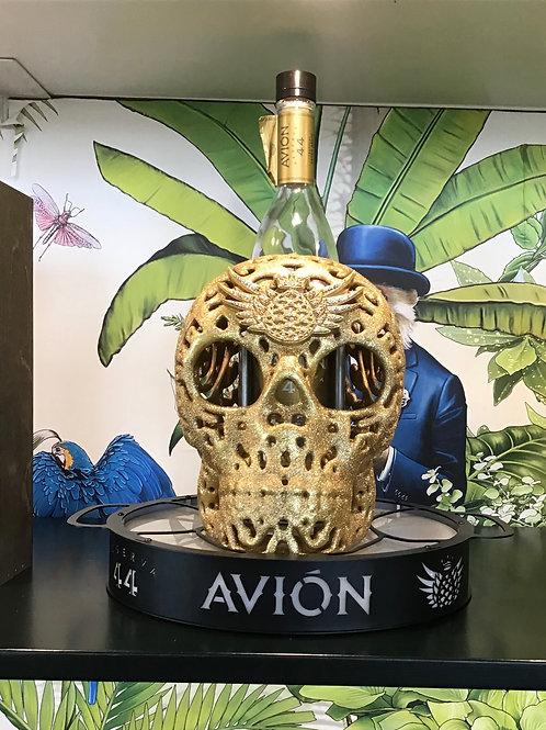 Skull bottle glorifier