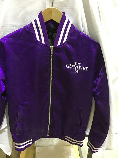 TGL  purple satin jacket
