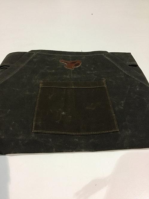 Redbreast canvas apron