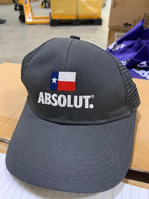 Absolut hat-Texas Flag