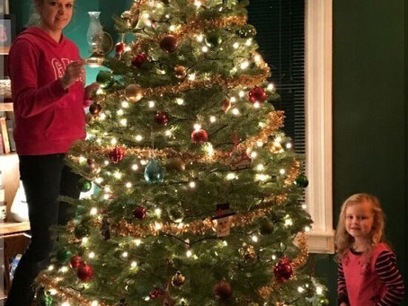 Award-winning Singer-Songwriter Offers Christmas Tune Featuring Young Daughter's Vocals