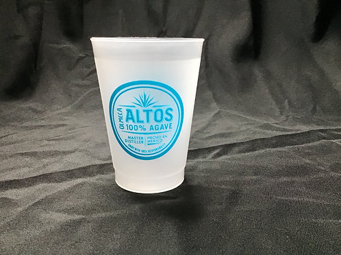 Small plastic cup