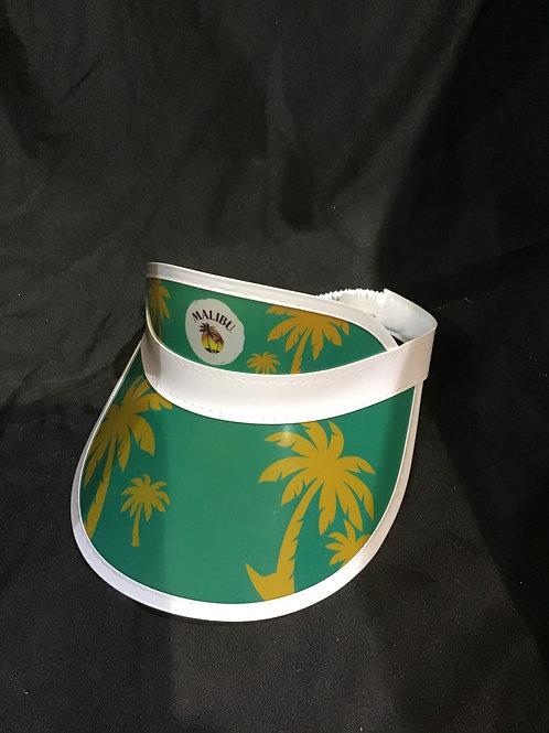 Malibu palm tree visor