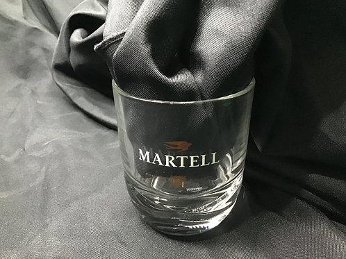 Martell rocks glasses