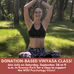 Fundraiser Class for the WSU Psychology Clinic!