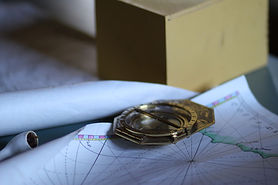Compass and map- Homeschool.JPG