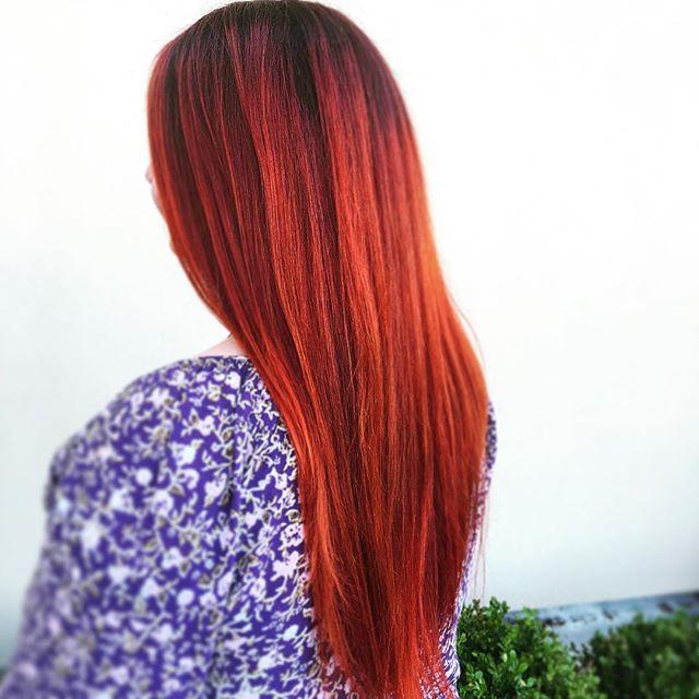 Transformation with Goldwell #love #hairlove #goldwell #americansalon #btcpics #btconeshot_color16 #