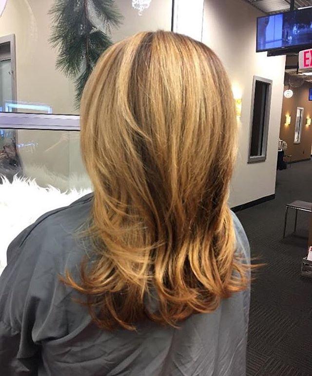 BOOTYLICIOUS BlowDRY by _hairby_kristarose 💁🏻 #hairgoals #love #hairbrained #solaboston #solasalon